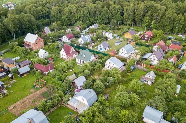 Что грозит, если не регистрировать дачный дом?